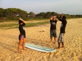 Surfcoaching